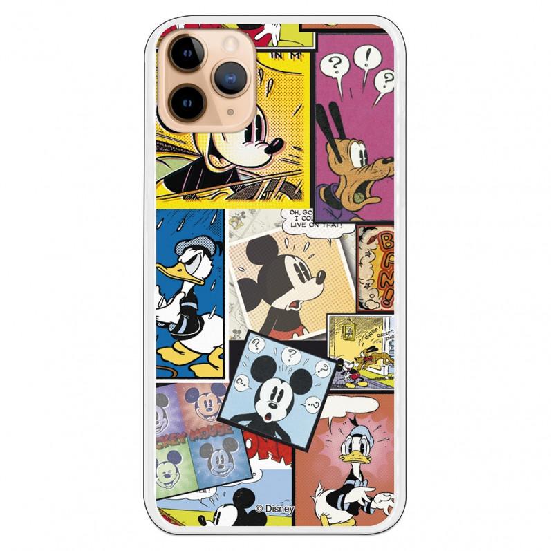Carcasa IPhone 11 Licencia Disney Mickey / Apple / Fundas