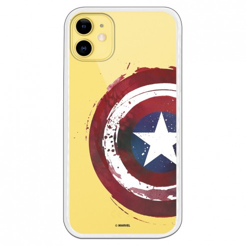 capitan america funda iphone