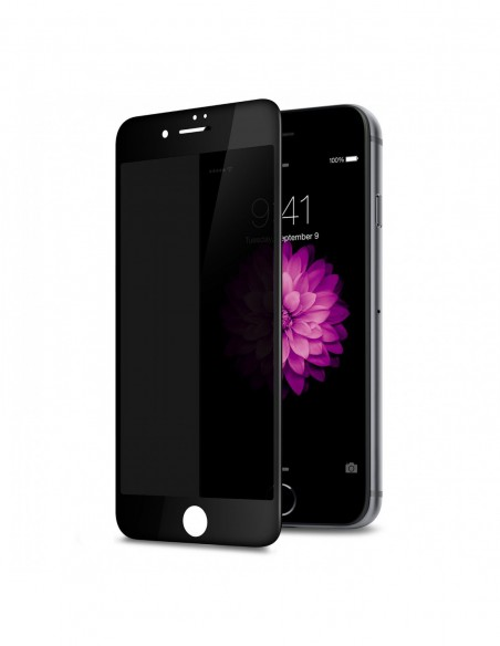 Cristal templado Premium Antiespías para iPhone 7 Plus - La Casa de las Carcasas