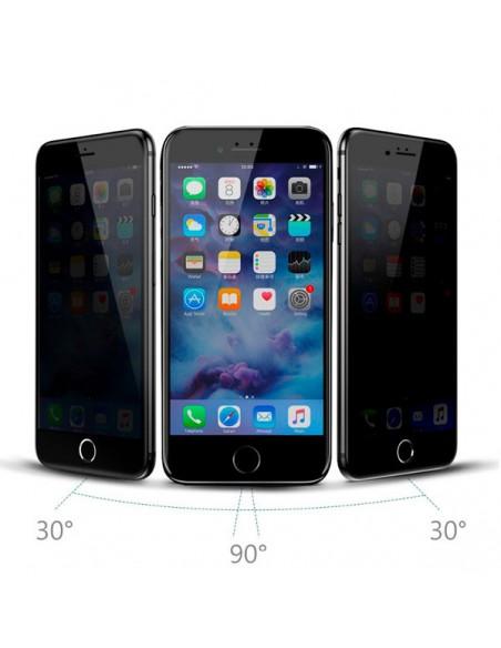 Cristal templado Premium Antiespías para iPhone 7 Plus - La Casa de las Carcasas 1
