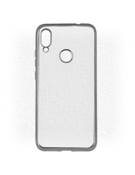 Carcasa Bumper Premium Plata para Xiaomi Redmi Note 7- La Casa de las Carcasas